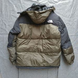 The North Face Summit Goose Down Jacket Run Small